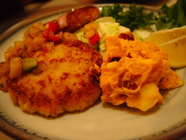 Recipe: Ginger crab cakes - Always Foodie