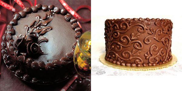 1 kg eggless chocolate cake recipe