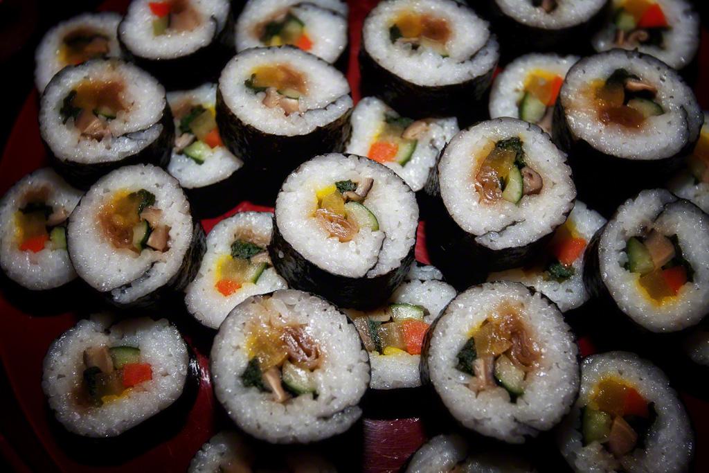 Makizushi - Sliced