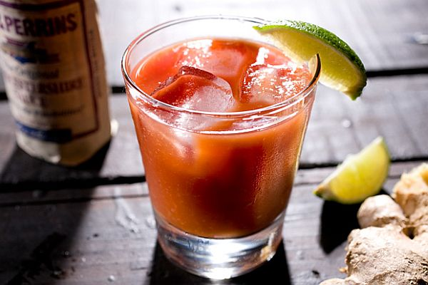Blood Mary vodka