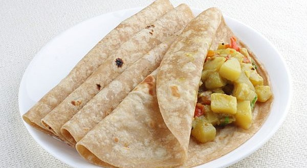 indian roti