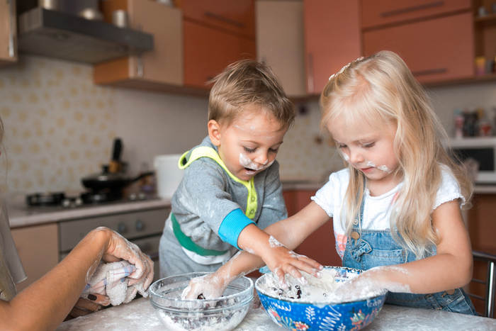 Kids Cooking 3