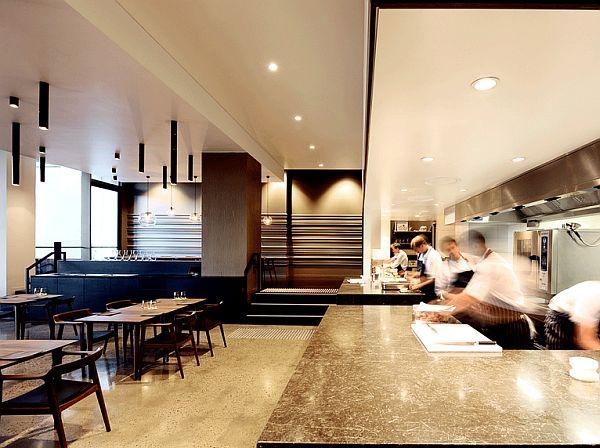 Esquire restaurant is in Brisbane