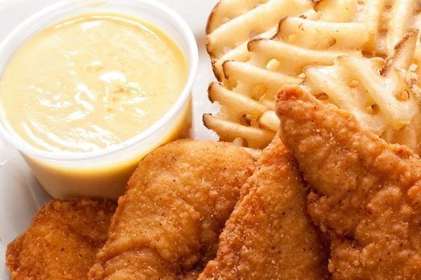 Tender Chicken Fries