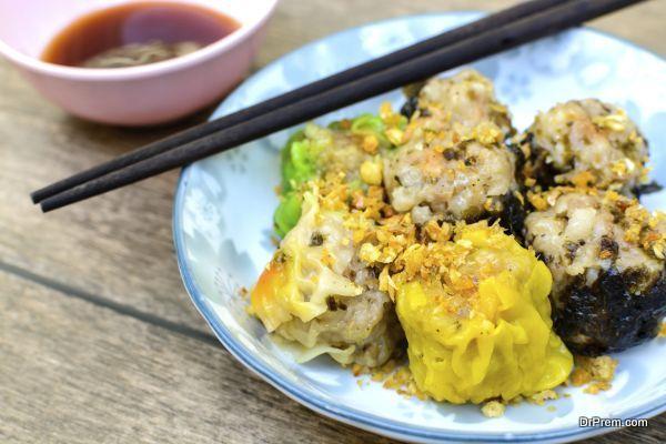 dim sum, chinese cuisine