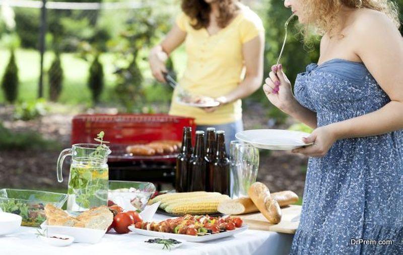 vegan vegetarian BBQ Recipes for BBQ parties