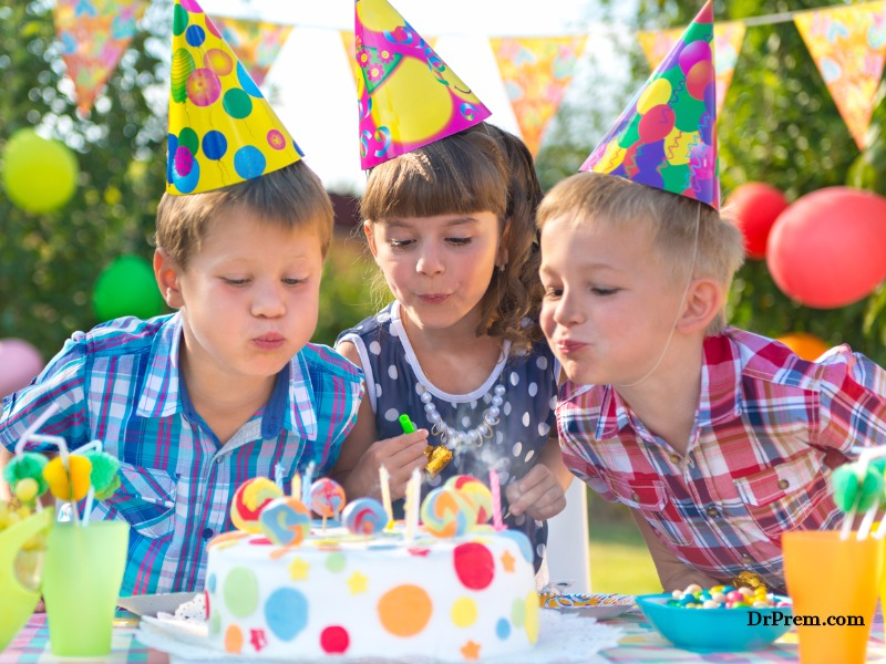 Quick and easy recipes for a surprise birthday party