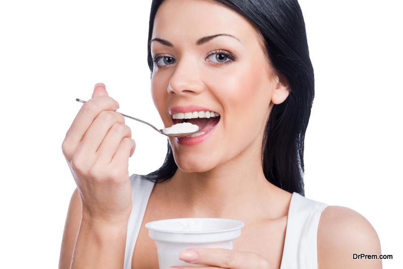 Fat-free Yogurt