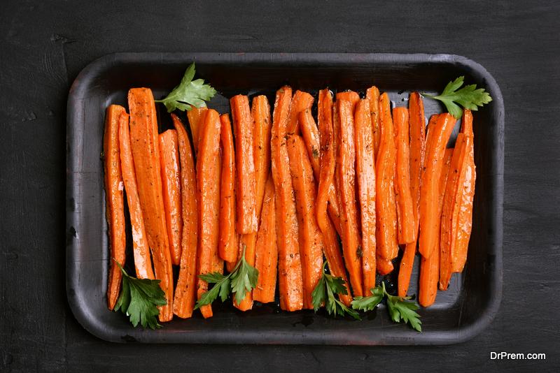 Coriander-glazed-carrots
