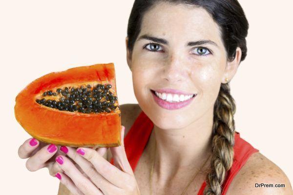 Medium Papaya