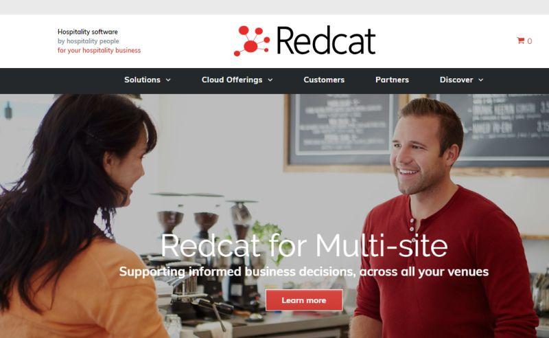 Redcat restaurant POS