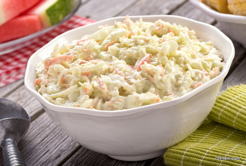 Mayo-based-salads