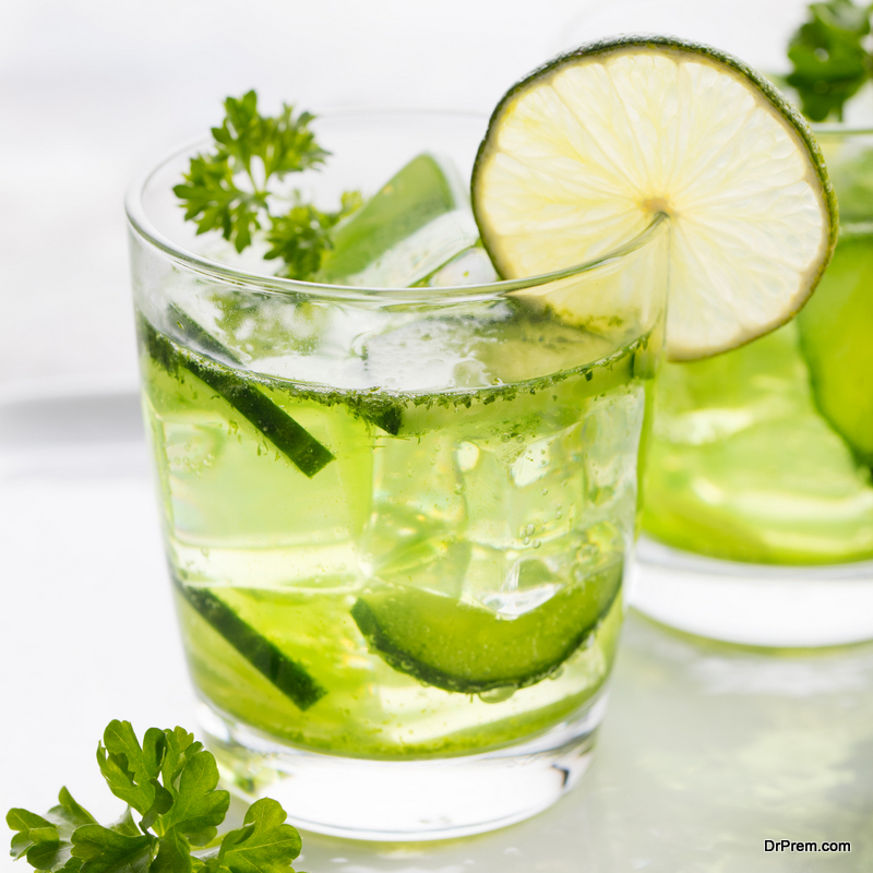 Mint-lime-and-ice-hawthorn-tea