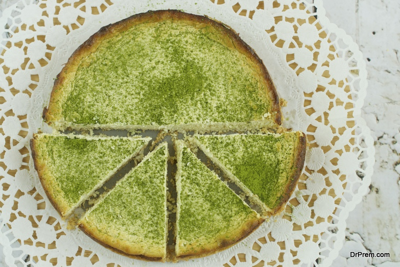Matcha-mint-and-green-tea-cheese-cake.