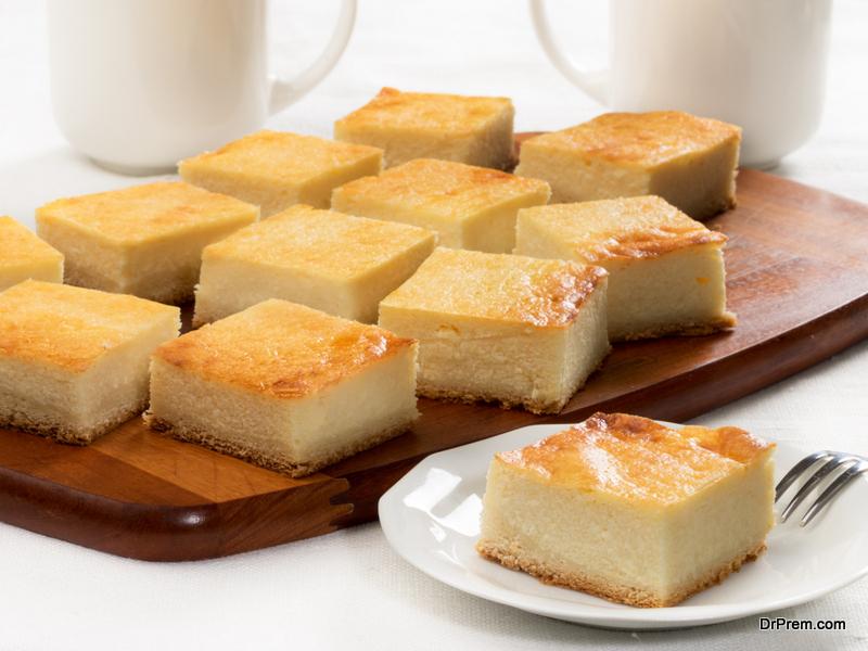 Sheet-cake
