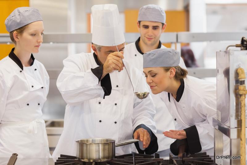 culinary school,