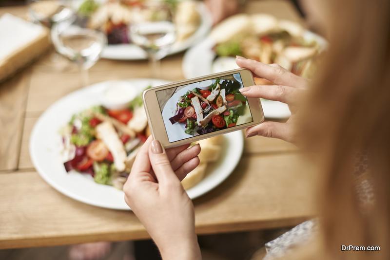 Maintaining Your Foodie Status