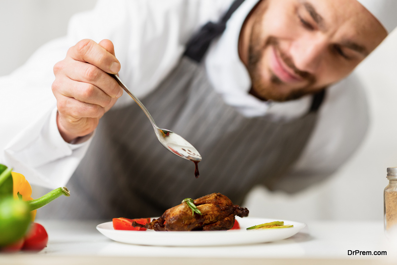 Steps to Become a Renowned Chef