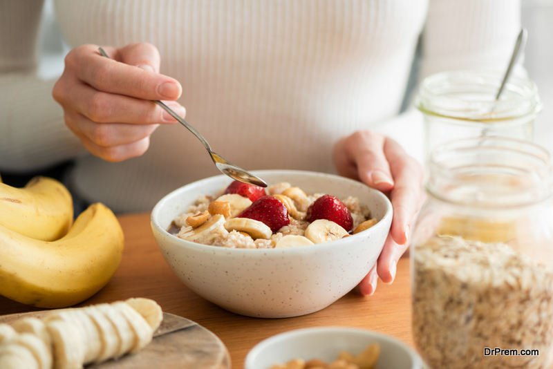 A Healthy Stay-At-Home Diet