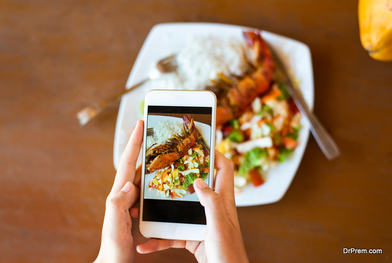 Be a Food Influencer on Instagram
